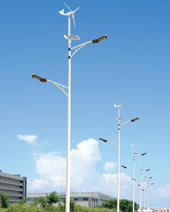 重庆市225套太阳能路灯项目施工纪实
