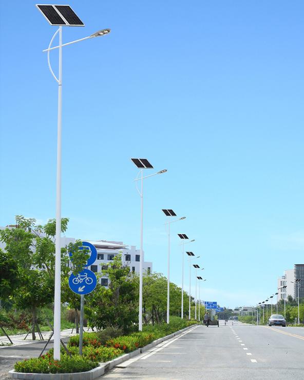 广西河池地区订购120套太阳能路灯纪实