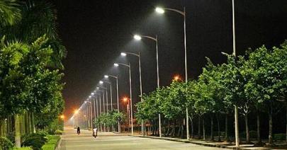 LED路灯被广泛的应用