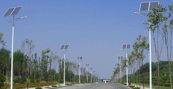 太阳能路灯一些重要的工作性能