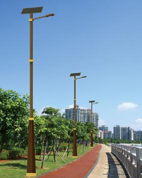 民族风太阳能路灯 BK-2801