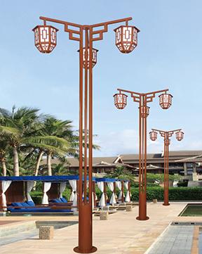 市电庭院灯 中国风灯笼景观灯