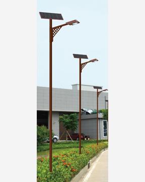 民族太阳能路灯 BK-3002