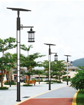 太阳能庭院灯 太阳能庭院灯B