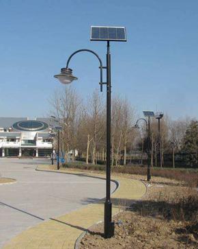 太阳能庭院灯C