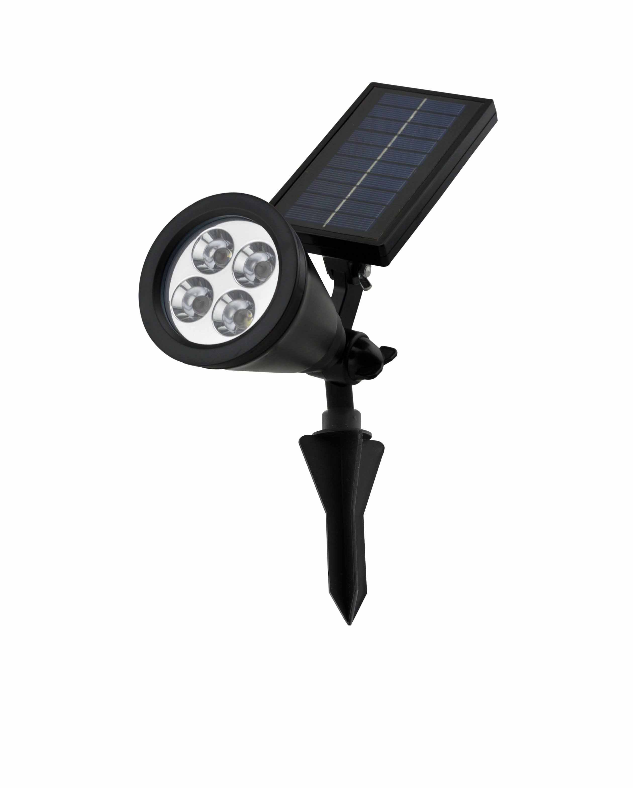 太阳能插地灯
