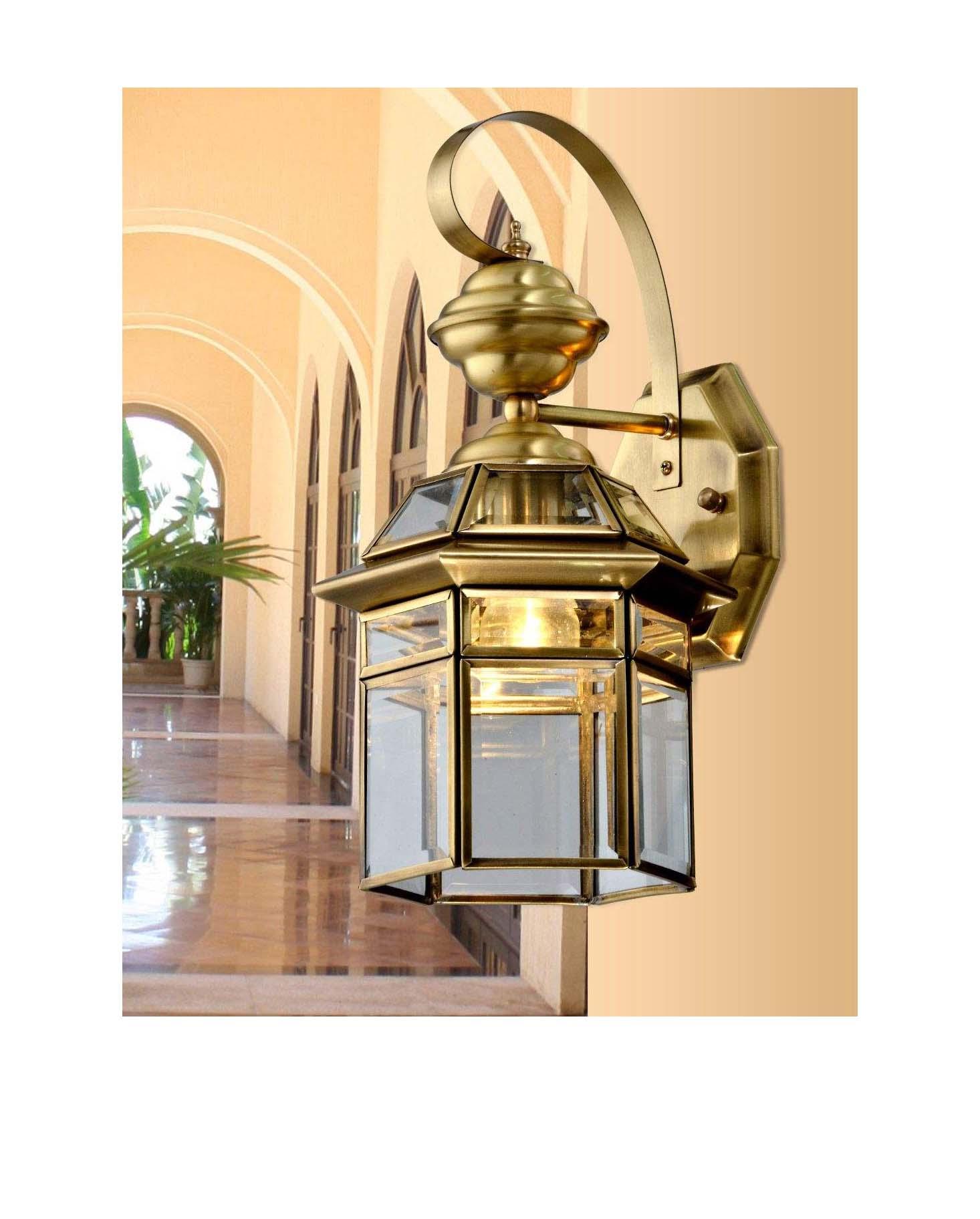 壁灯 全铜壁灯