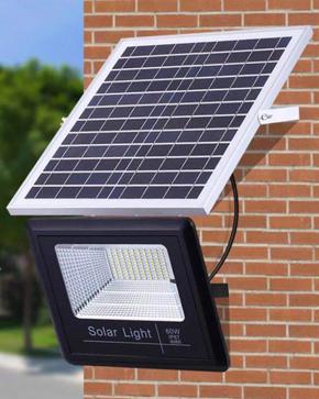 太阳能投光灯新款