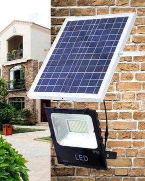 太阳能投光灯常见款