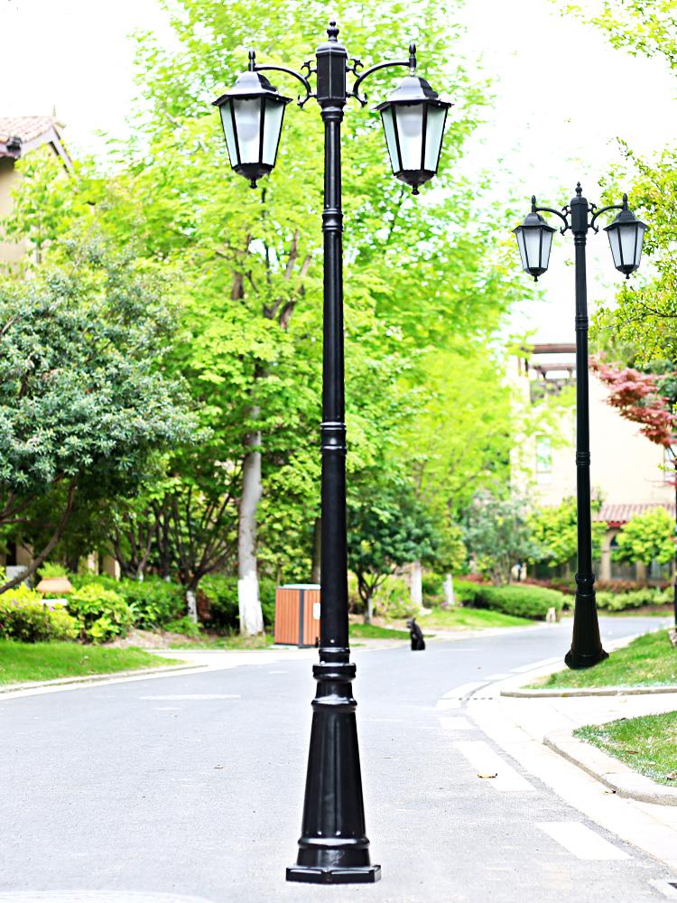 市电庭院灯 复古庭院灯